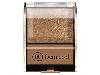 Dermacol Bronzující paletka (Bronzing Palette) 6 g