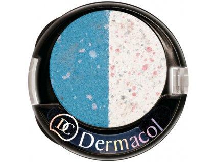 Dermacol Duo Moon minerální oční stíny (Duo Mineral Moon Eye Shadow) 3 g (Odstín č.5)