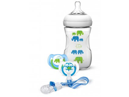Philips Avent Sada Natural 260 ml Slon
