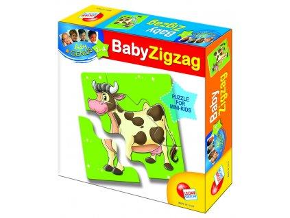 EP01294 Babby Genius zvířátka 2 8595582212948