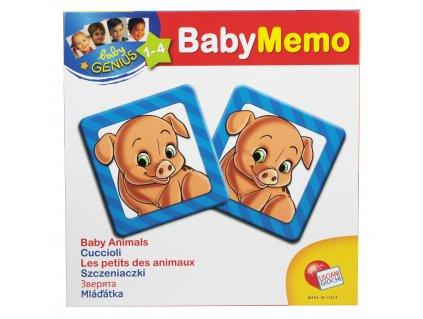 EP01928 Baby genius pexeso 1 8 595582 219282