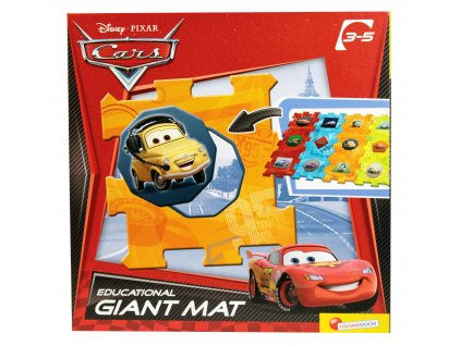 EP01646 Cars puzzle 2v1 8595582216465