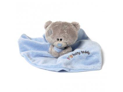 G92W0121 TTT Modrá dečka s medvídkem 5021978762382