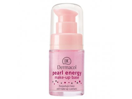 Dermacol Rozjasňující báze pod make-up s perlami (Pearl Energy Make-Up Base) 15 ml