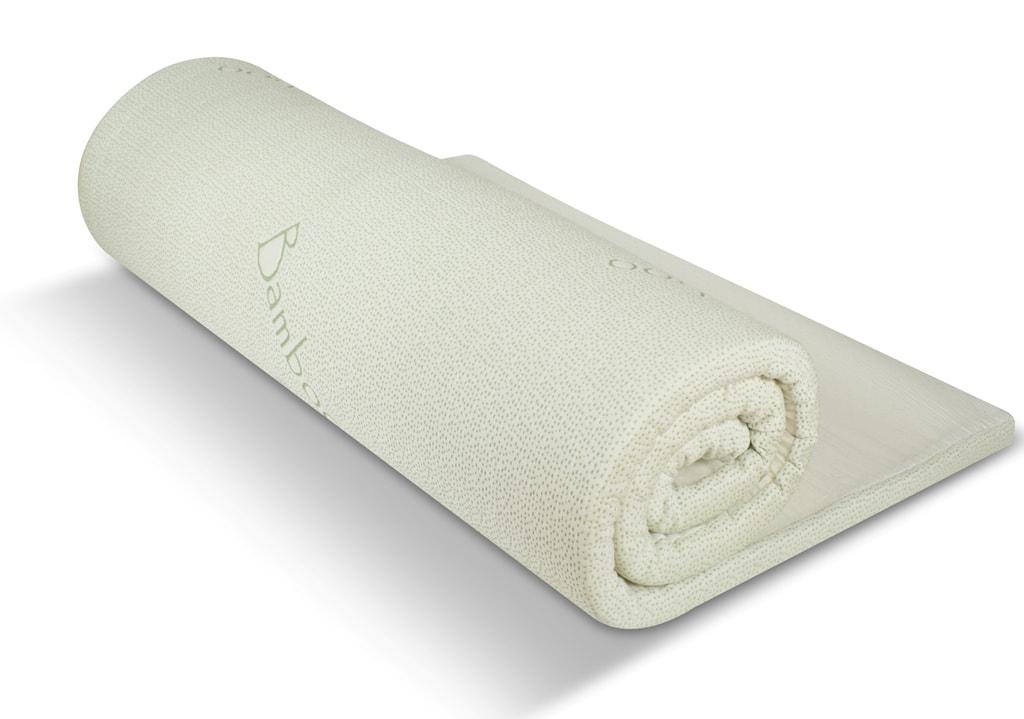 Vrchní matrace (přistýlky) VISCOPUR® bamboo 3,5 cm