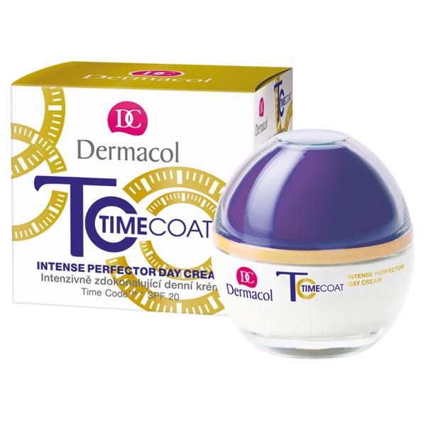 Dermacol Time Coat denní krém SPF 20 (Day Cream) 50 ml