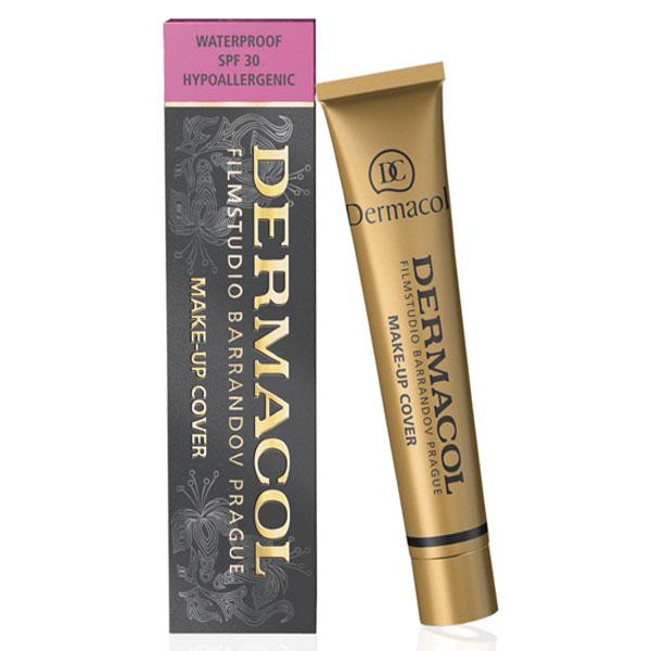 Dermacol Voděodolný extrémně krycí make-up (Make-Up Cover) 30 g Odstín: 223