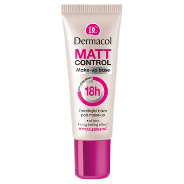 Dermacol Zmatňující báze pod make-up 18h (Matt Control Make-Up Base) 20 ml