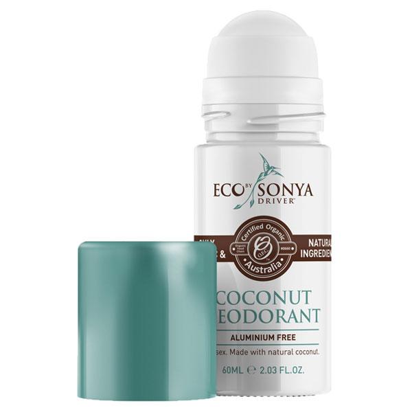 Eco by Sonya Přírodní roll-on deodorant kokosový (Coconut Deodorant) 60 ml