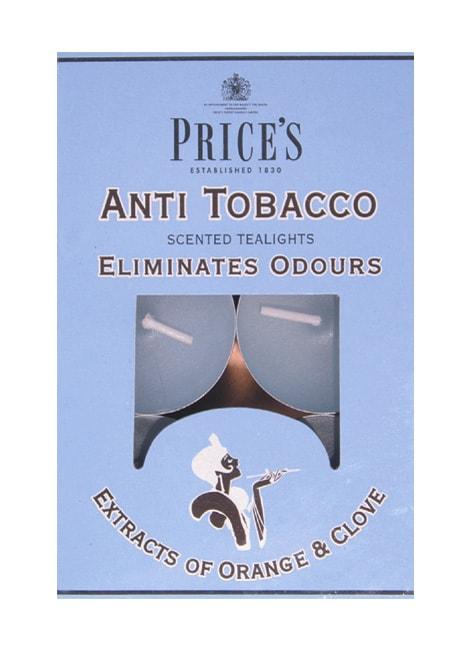 FRESH AIR vonné čajové svíčky Anti tobacco 30ks