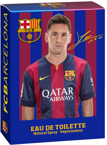 EP Line FC Barcelona EDT toaletní voda Messi 100 ml