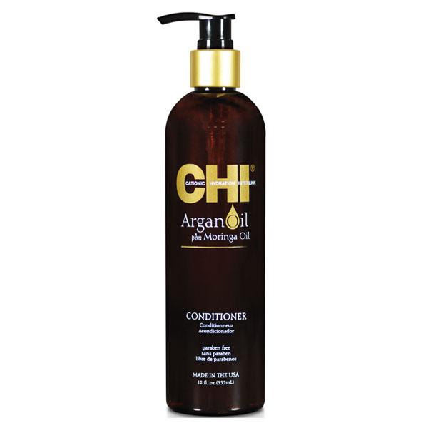 CHI Regenerační kondicionér pro poškozené vlasy (Argan Oil Conditioner) 355 ml