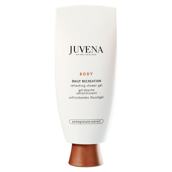 Juvena Body Osvěžující sprchový gel (Daily Recreation) 200 ml