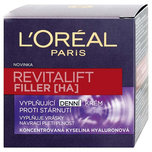 L'Oréal Paris Revitalift Filler [HA] vyplňující denní krém proti stárnutí 50 ml