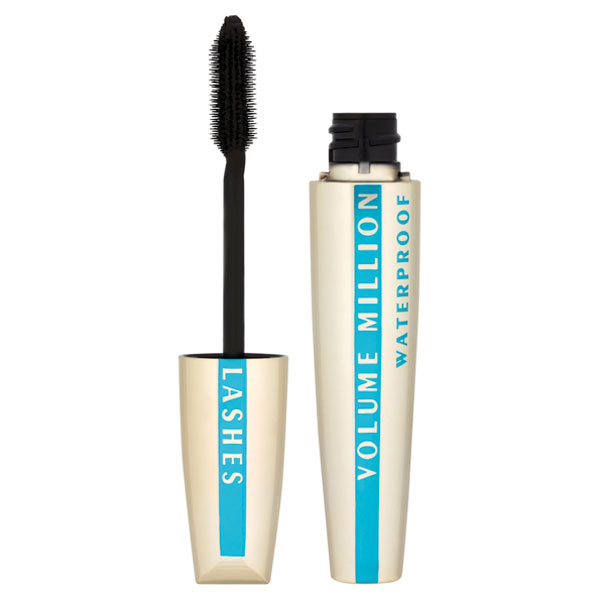 L'Oréal Paris Volume Million Lashes Waterproof Black voděodolná řasenka 10,2 ml