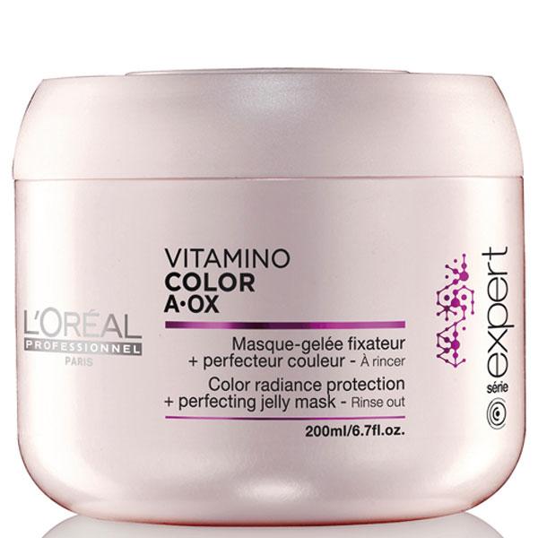 L'Oréal Professionnel Série Expert Regenerační maska pro barvené vlasy (Vitamino Color AOX Mask) 500 ml