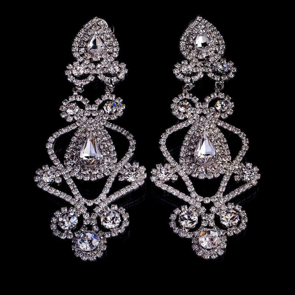 Náušnice Amande kolekce La Parisienne (barva Krystal)