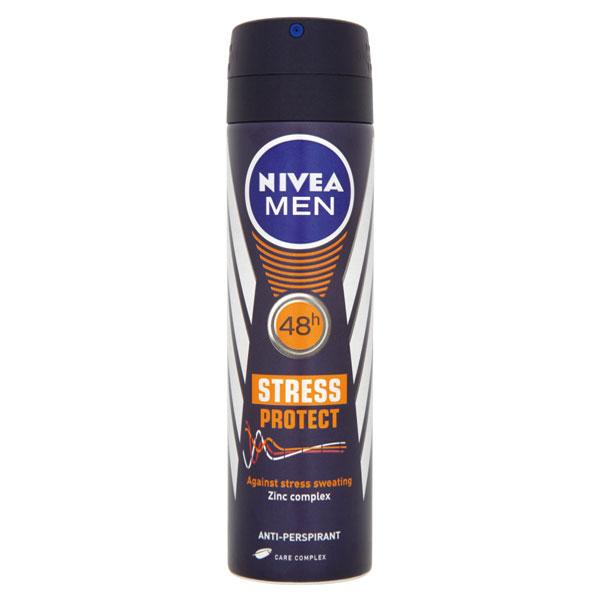 Nivea Sprej antiperspirant pro muže Stress Protect 150 ml