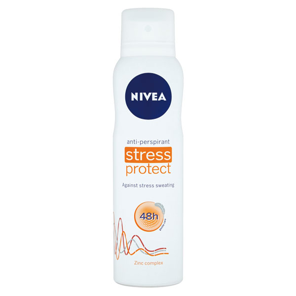 Nivea Sprej antiperspirant Stress Protect 150 ml