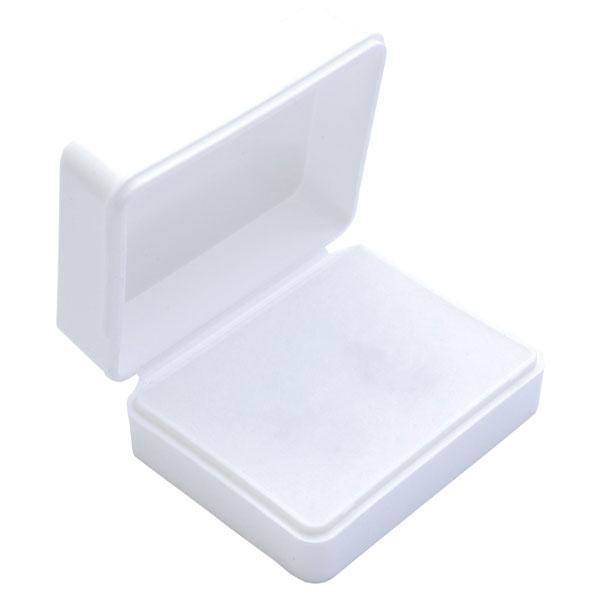 Plastová krabička bílá 58 x 44 mm