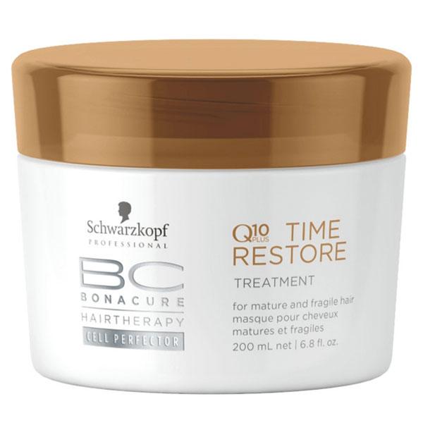 Schwarzkopf Professional BC Bonacure Maska pro lámavé vlasy (Q10 Plus Time Restore Treatment) 200 ml