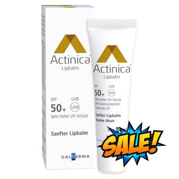 Daylong Actinica balzám na rty SPF 50+ 8 ml