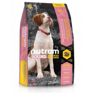 Nutram S2 Sound Puppy krmivo pro štěňata Balení: 13,6 kg