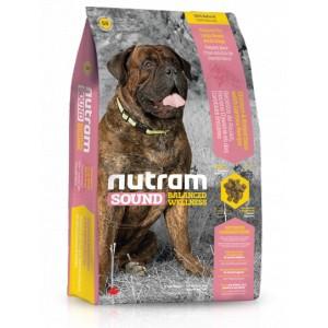 Nutram S8 Sound Adult Dog Large Breed krmivo pro dospělé psy velkých plemen 13,6 kg