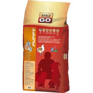 Macs Dry Dog Go krmivo pro štěňata 3 kg