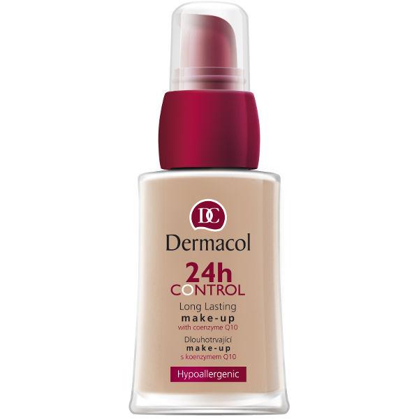 Dermacol Dlouhotrvající dotekuodolný make-up (24h Control Make-Up) 30 ml Odstín: č.3