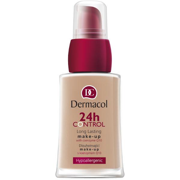Dermacol Dlouhotrvající dotekuodolný make-up (24h Control Make-Up) 30 ml Odstín: č.4