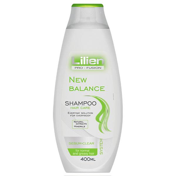 Lilien Pro-Fusion Šampon pro normální a mastící se vlasy New Balance 400 ml