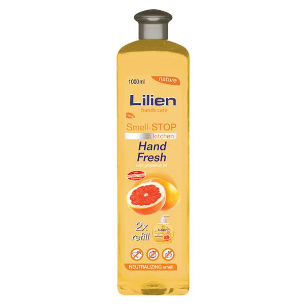 Lilien Exclusive Náhradní náplň pro jemné tekuté mýdlo Smell-Stop 1000 ml