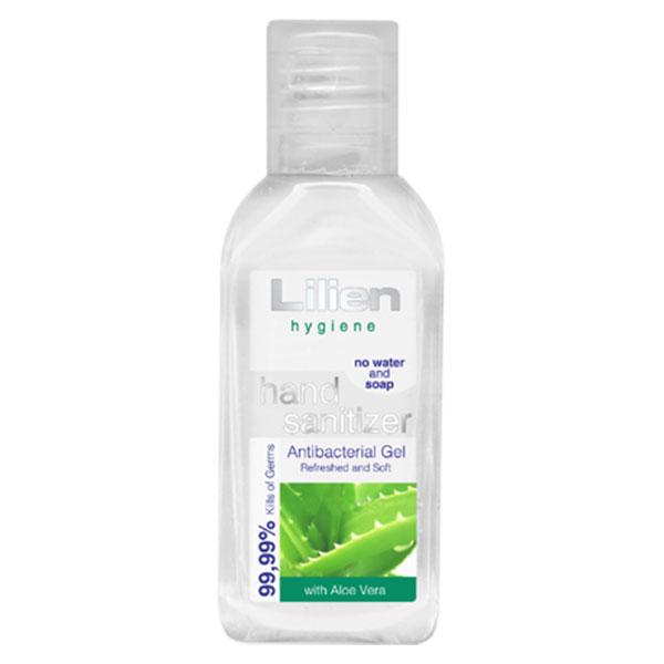 Lilien Hygiene Antibakteriální gel na ruce - cestovní balení 50 ml