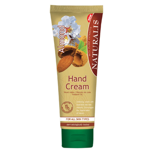 Naturalis Krém na ruce Mandle 125 ml