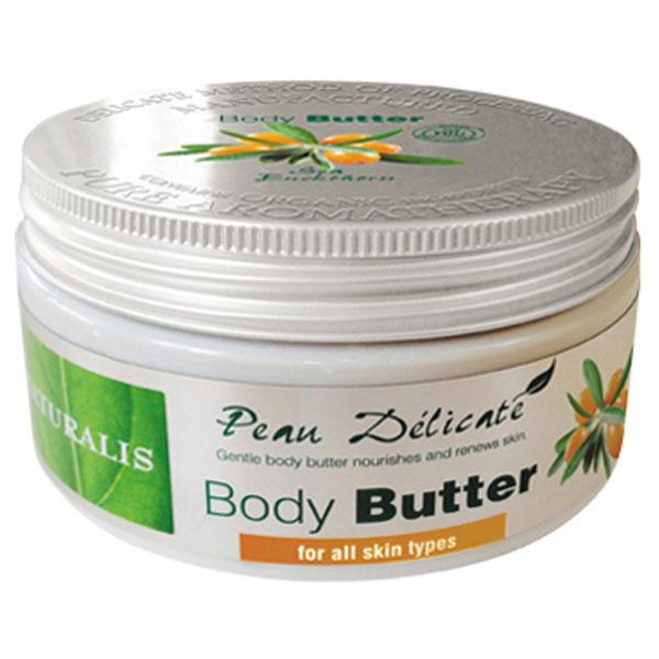 Naturalis Tělové máslo s extraktem z rakytníku 300 g