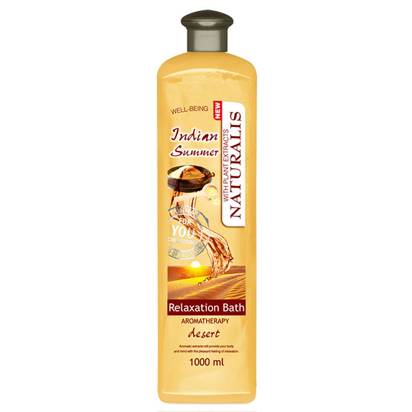 Naturalis Olejová lázeň Indian Summer 1000 ml
