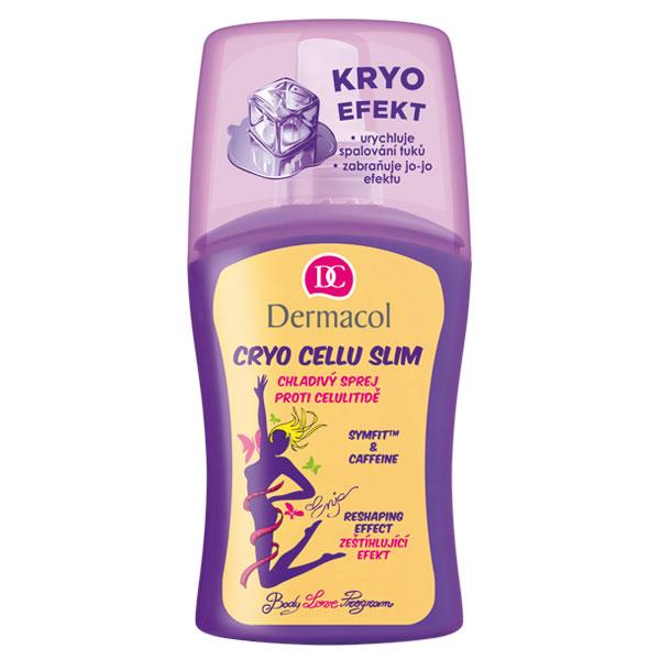 Dermacol Enja sprej proti celulitidě (Cryo Cellu Slim Sprey) 150 ml