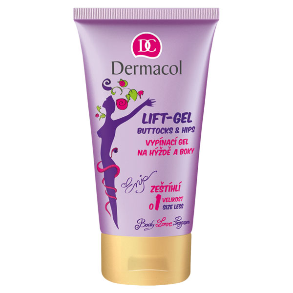 Dermacol Enja vypínací gel na hýždě a boky (Lift-Gel) 150 ml