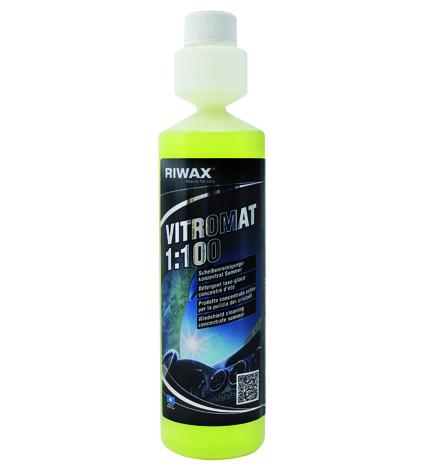 Riwax Vitromat 1:100 letní koncentrát do ostřikovačů skel 500 ml