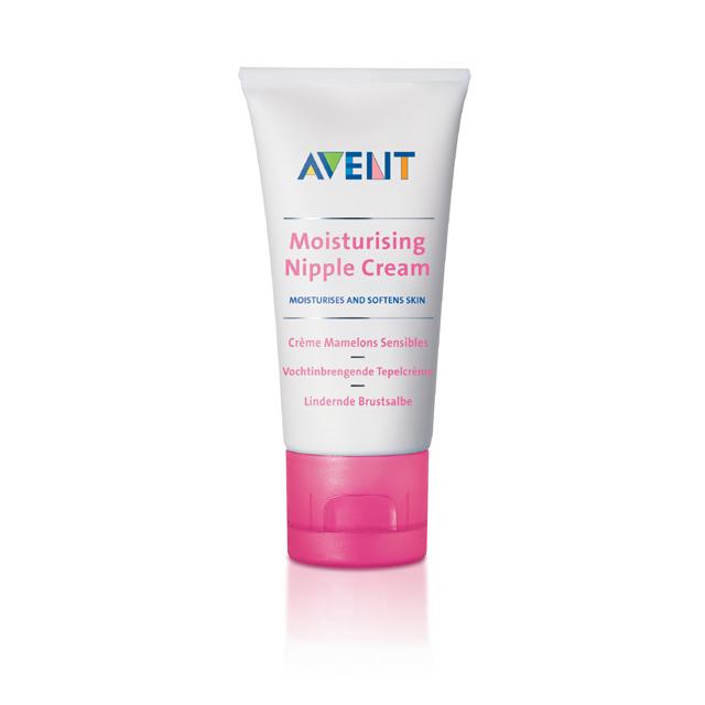 Philips Avent Nipple cream (Krém na popraskané bradavky) 30 ml
