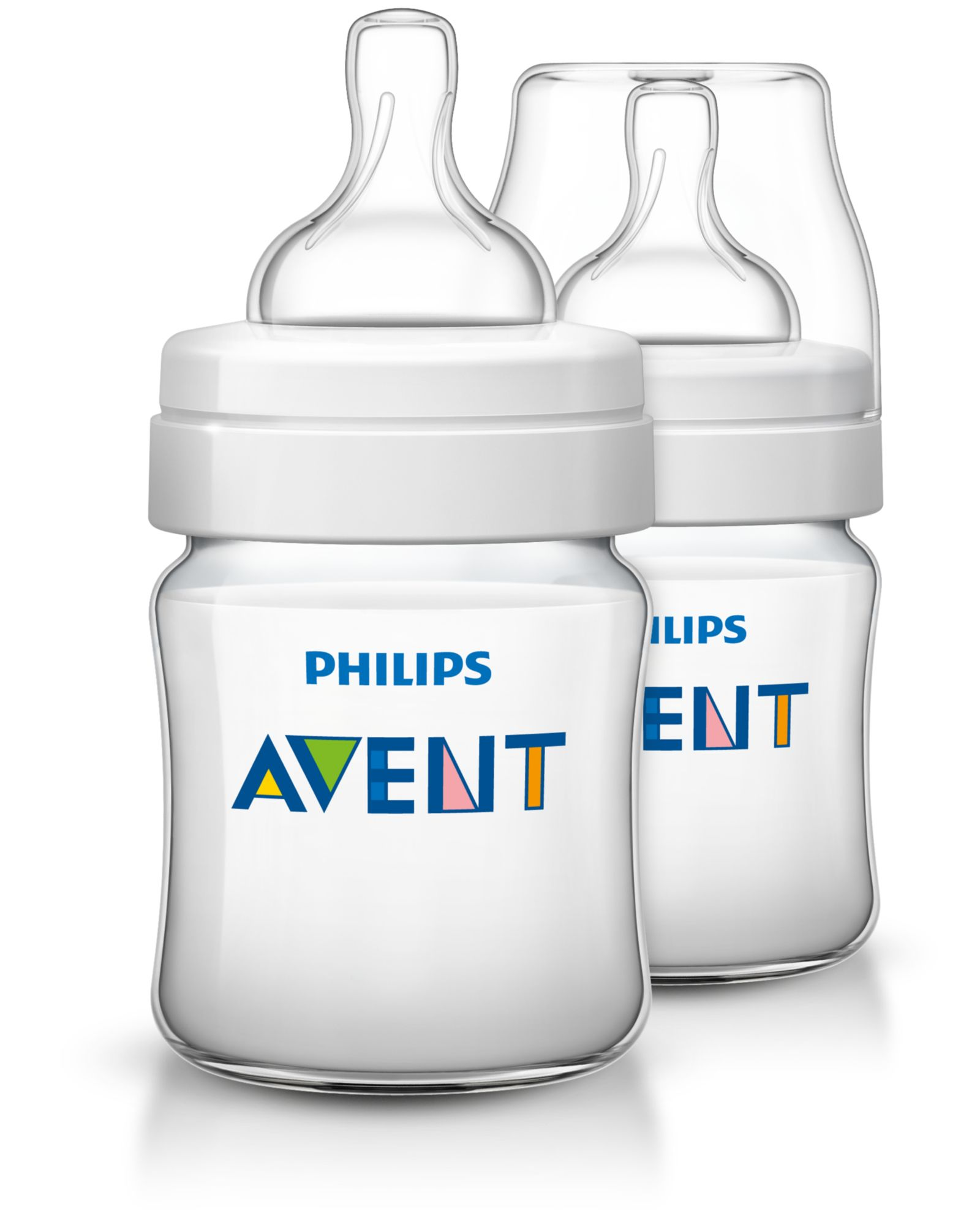 Philips Avent Láhev Classic+ 125 ml, 2 ks