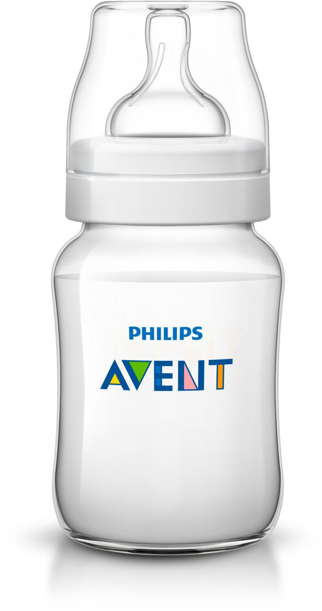 Philips Avent Láhev Classic+ 260 ml, 1 ks Varianta: bílá