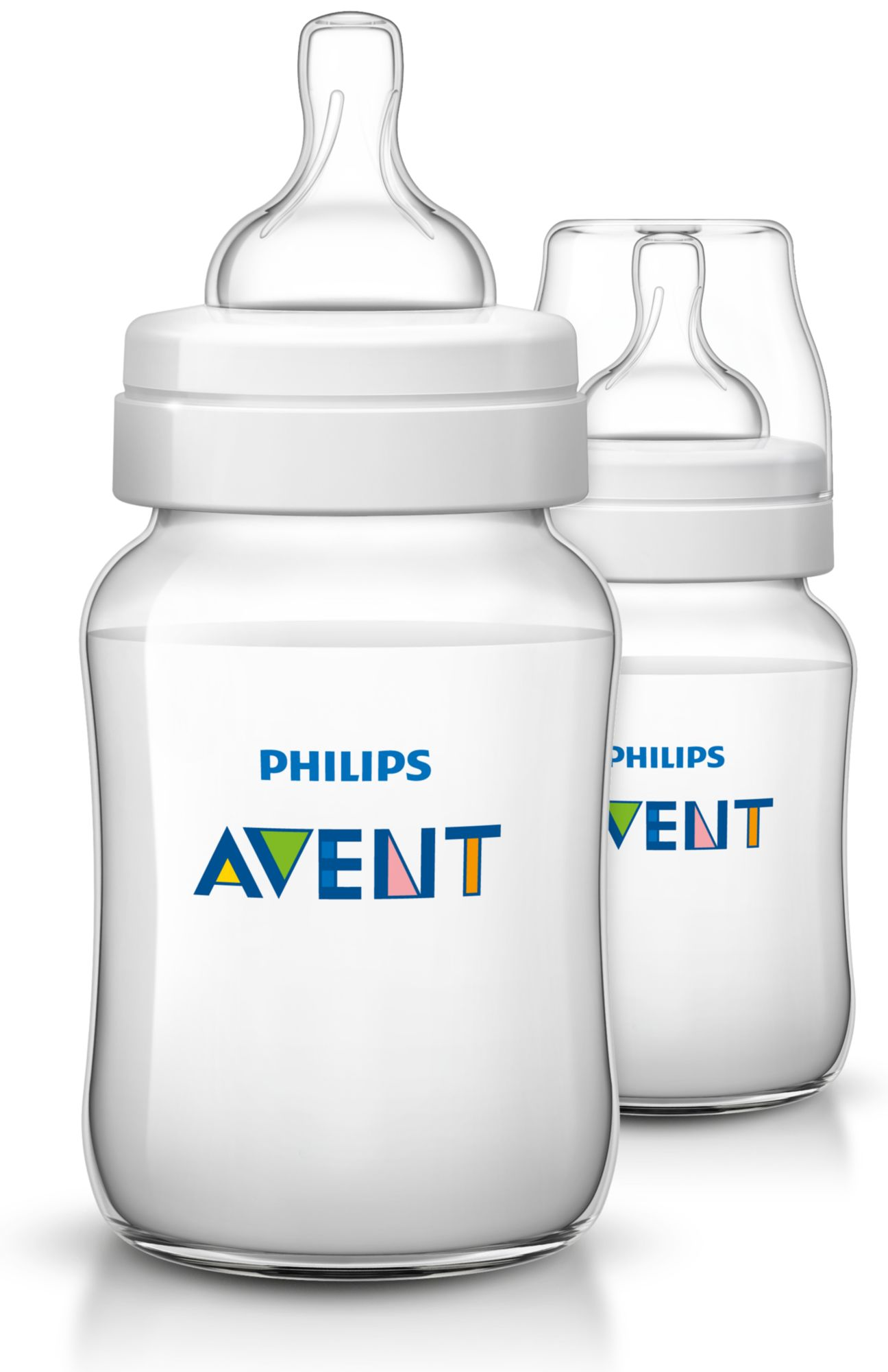 Philips Avent Láhev Classic+ 260 ml, 2 ks