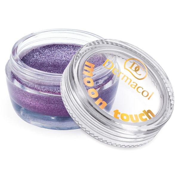 Dermacol Pěnové oční stíny (Moon Touch Mousse Eye Shadow) 4,9 g Odstín: č.17