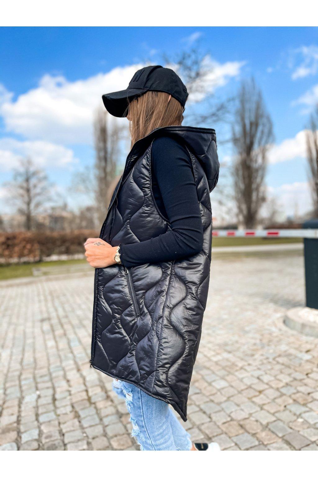 damska vesta nate black eshopat cz 1