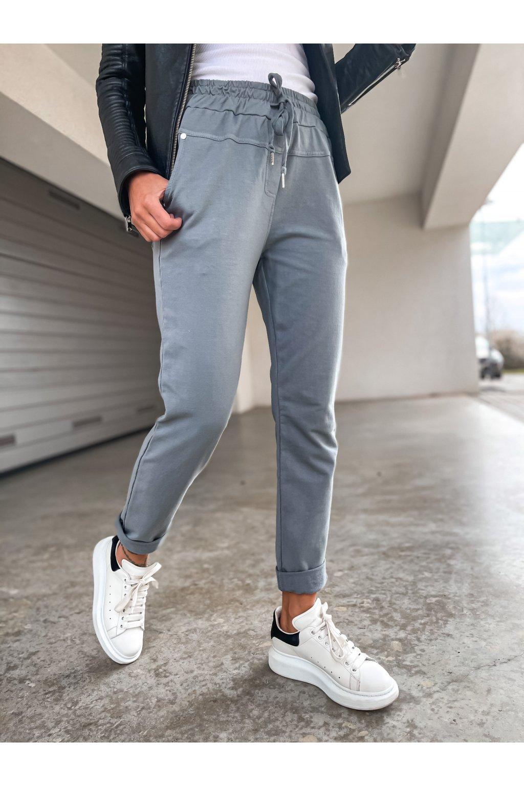 damske teplakove kalhoty pascall dark grey eshopat cz 7