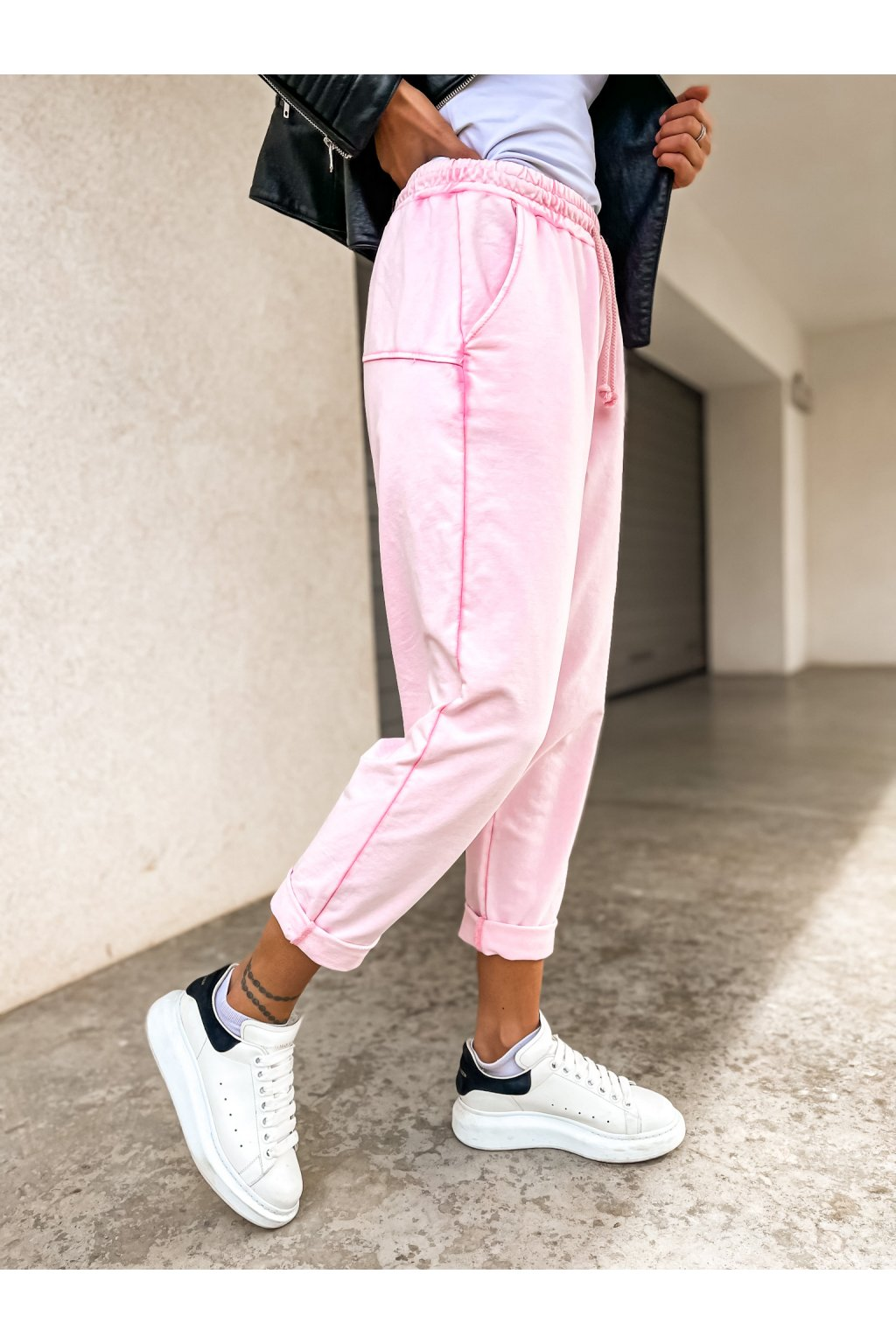 damske teplakove kalhoty dastin exlusive light pink eshopat cz 1