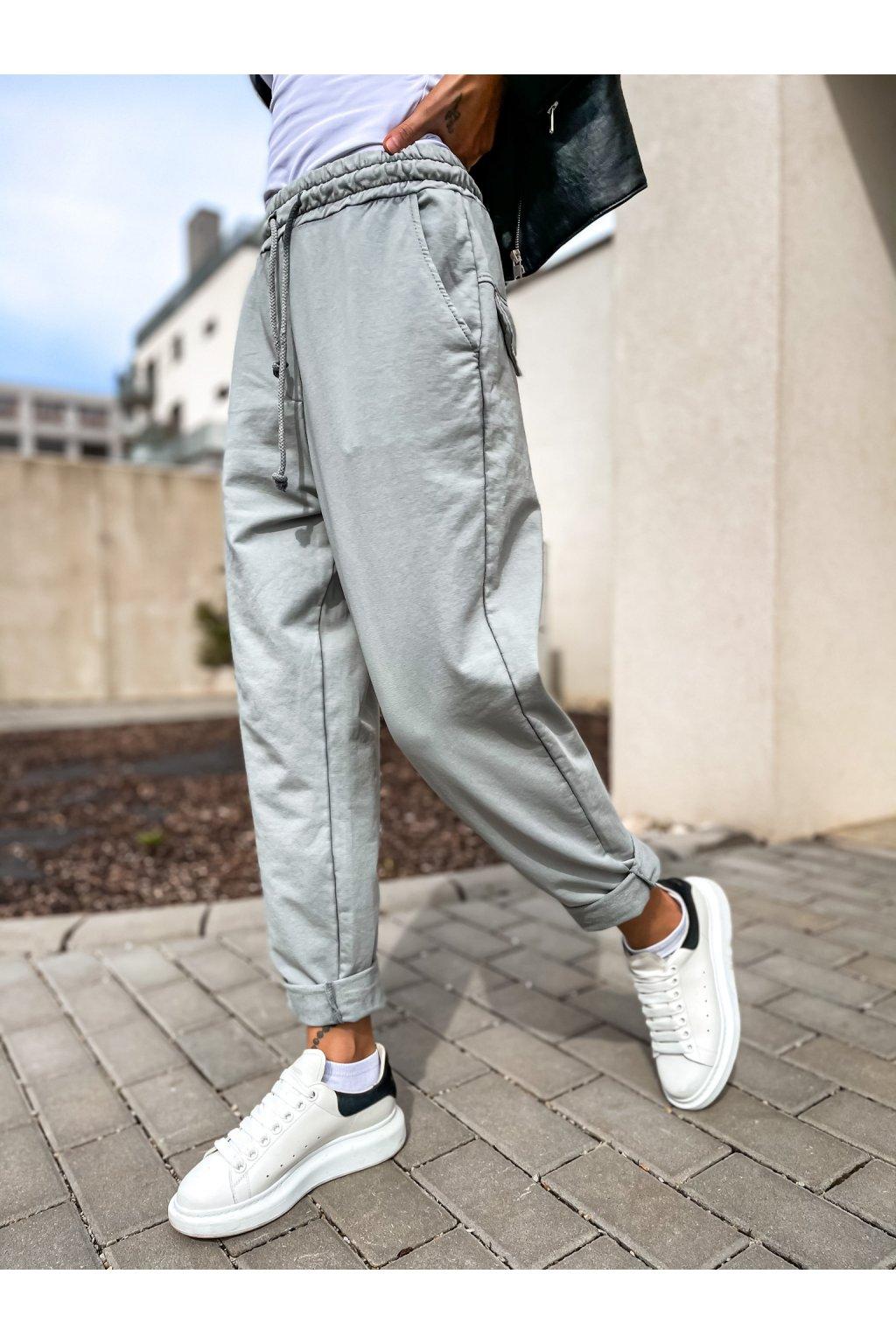 damske teplakove kalhoty dastin exlusive grey eshopat cz 1