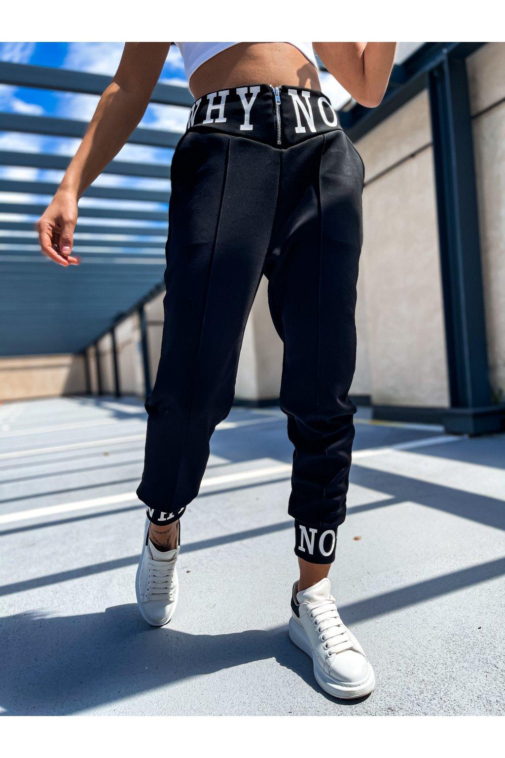 damske teplakove kalhoty why not black eshopat cz 1